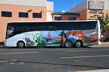 Tauck Tour Bus Page Arizona