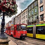 Lviv Street Scenes1
