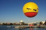 Globus Peter Pan Balloon