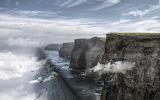 paisajes cascada