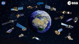 "Space ESA NASA JAXA ""COVID 19 Earth Observation Dashboard.""jpg"
