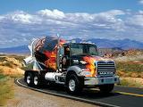 2002 Mack Granite Mixer