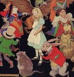 Alice in Wonderland, Jessie Wilcox Smith