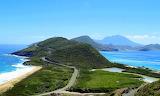 Saint-Kitts-and-Nevis Landschap