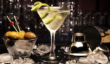 #Martini with All the Fixins