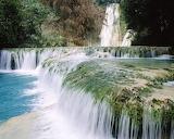 #Minas Viejas Waterfalls Mexico