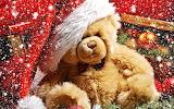 #Cute Christmas Teddy Bear