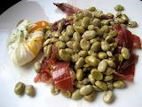 Faves amb Pernil - Beans Ham