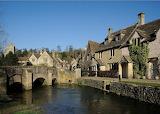 Village Combe, Wiltshire