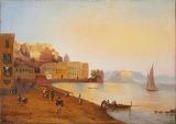 Mordvinov A.N. Gulf of Naples.