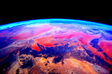 Beautiful Earth from NASA space station