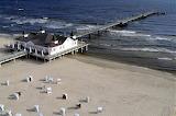 Ahlbeck Pier Baltic Sea Germany