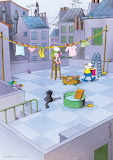 Laundry day - Mordillo
