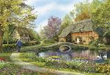 Village Cottages - Dominic Davison