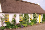 Pretty Little Thatched Roof Cottage