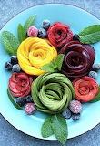 Food Flowers