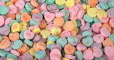 #Valentine Candy Hearts
