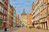 Gdansk old gate