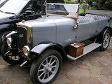 1929 Jowett 7Hp Long Four