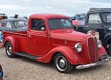 Ford pickup rod 1937
