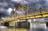 Clemente Bridge, Pittsburgh, PA