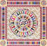 compass star quilt