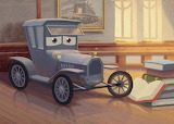 Illustrazione di John Lee (Cars)
