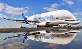 Beluga airplane