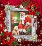 Santa's New Puppy