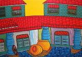 Cuban house, E. Alonso
