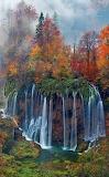 Plitvice Lakes National Park.,Croatia