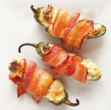 ^ Bacon Wrapped Jalapeno Poppers