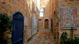 Old city Yaffo Tel-Aviv Israel
