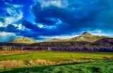 Squaw Mountain, Colorado in Spring