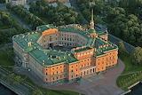 Mikhailovsky castle (Engineering) in Saint Petersburg
