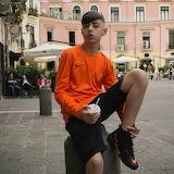 Teen in Nike
