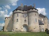 Chateau de Barbezieux - France