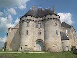 Chateau de Barbezieux - France