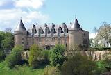 Chateau de Rochechouart - France
