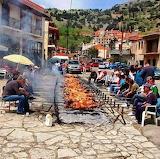 Village Greek  Easter Sunday