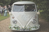 Another VW wedding