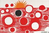 Calder, Red sea, 1970