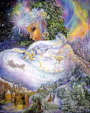 Snow queen-fantasy art