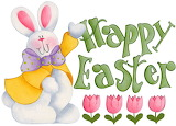 Happy Easter Bunny...