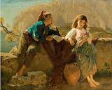 Fisherman's Children~ SophieAnderson.jpg