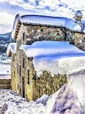 Snow - Pyrenees, Spain