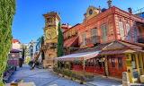 Georgia, Tbilisi, old town