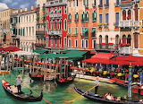 ☺ Painting of Venice...