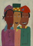 Children by William H. Johnson