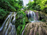 Krushuna waterfalls Bulgaria